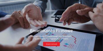 Konto firmowe w EnveloBank