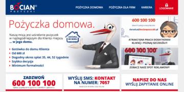 Bocian Pożyczki w Wałbrzychu