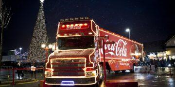 Sprawdź, które miasta odwiedzi Coca-Cola