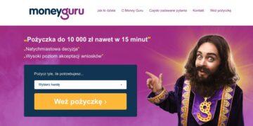 Money Guru – pożyczki online
