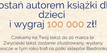 Konkurs Piórko 2018 w Biedronce