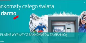 Darmowe bankomaty na świecie w Credit Agricole