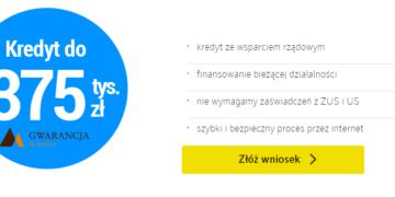 Obrotomierz – kredyt dla firm w Idea Bank