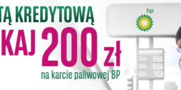 """Promocja: """"Karta kredytowa Mastercard z kartą paliwową BP – II edycja"""" w BGŻ BNP Paribas"""