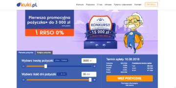 Konkurs Kuki.pl – do wygrania 15 000 zł