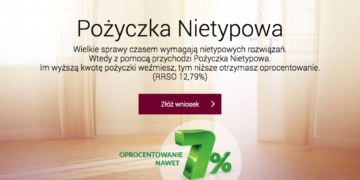 """""""Pożyczka Nietypowa"""" w Alior Banku"""