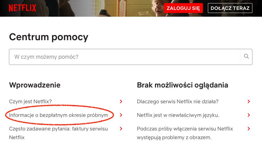 jak podłączyć Netflix