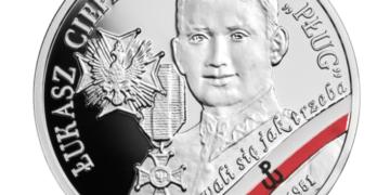 Nowa moneta od NBP z serii Wyklęci przez komunistów żołnierze niezłomni