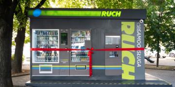 Powstał samoobsługowy kiosk RUCH-u